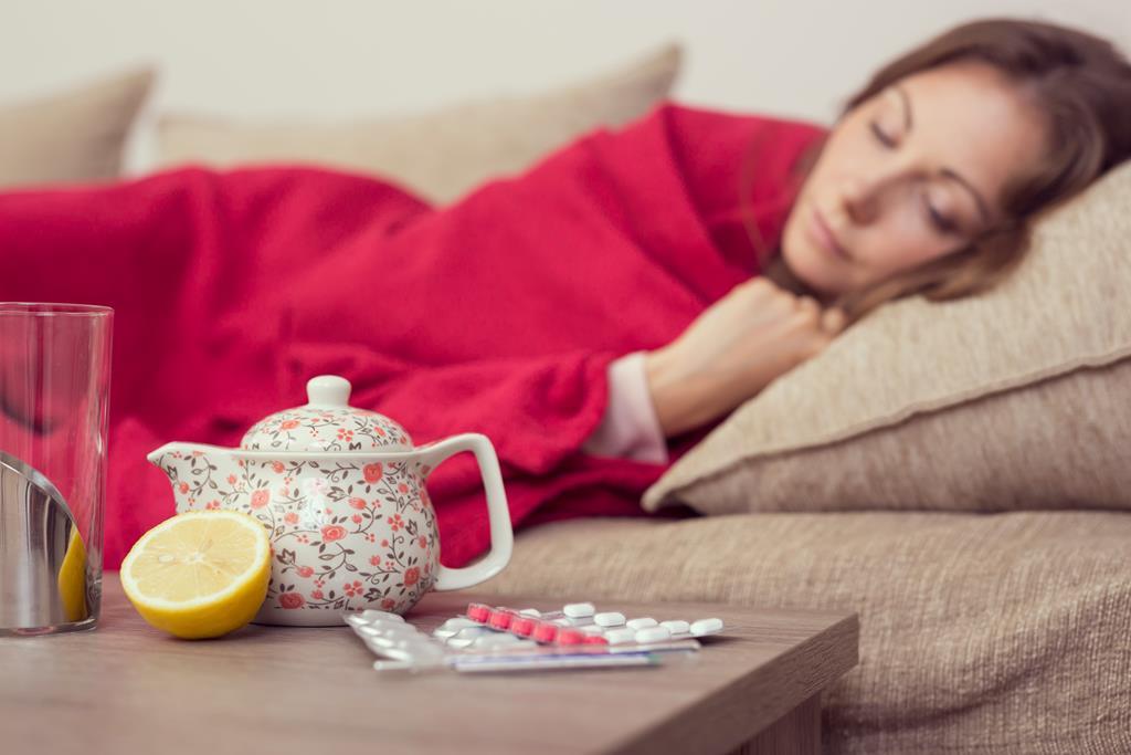 a gripe possui uma duração média de 5 a 7 dias