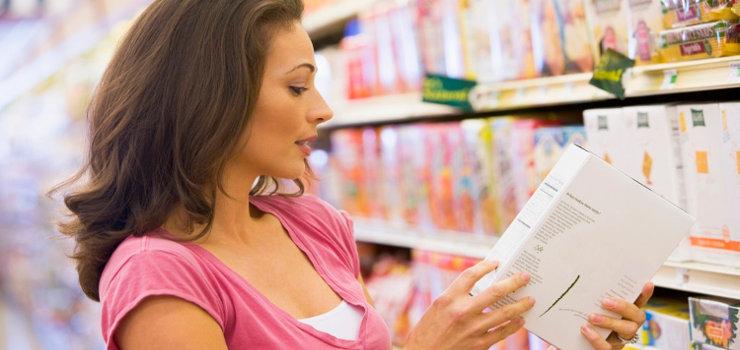 é muito importante buscar nos rótulos informações sobre as gorduras dos alimentos industrializados