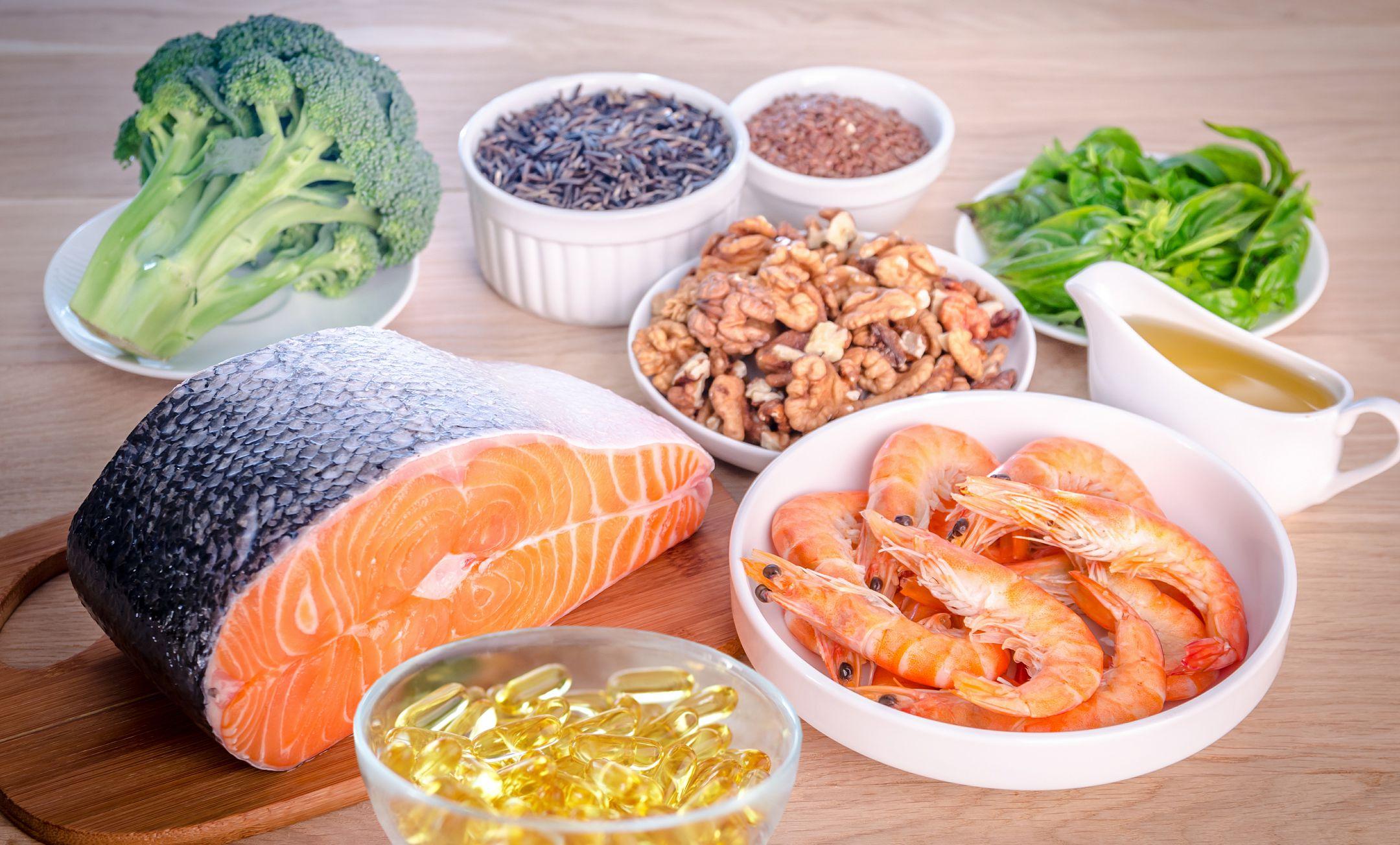 Uma dieta rica em ômega 3 pode ajudar muito a sua saúde