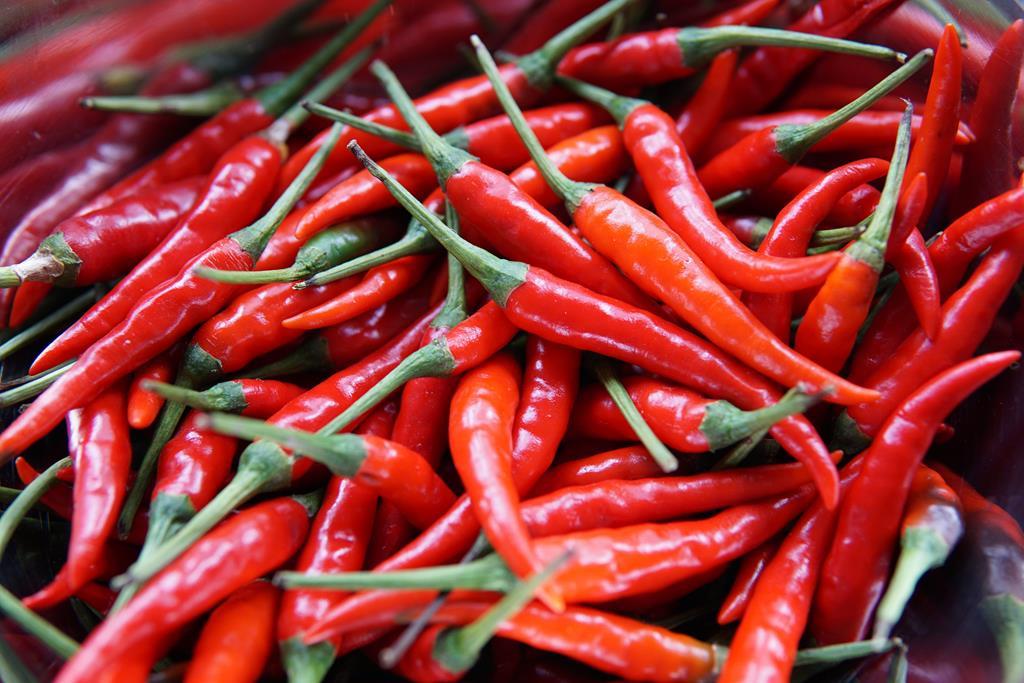 A pimenta é um alimento para evitar a pressão alta