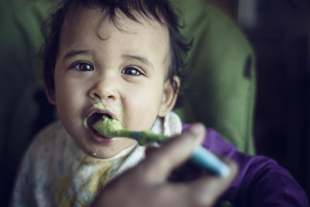 veja no texto a seguir se o bebê de 4 meses pode começar a introdução alimentar