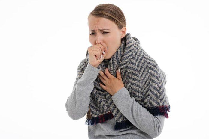 gripe com tosse