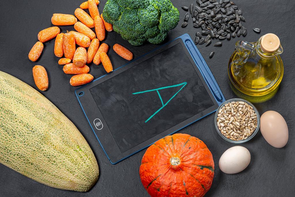 a vitamina A é a mais indicada para tratar o cansaço físico e mental