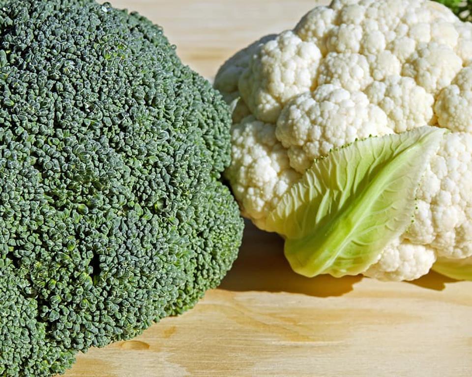 o brócolis e a couve-flor fazem parte da lista do que o diabético pode comer