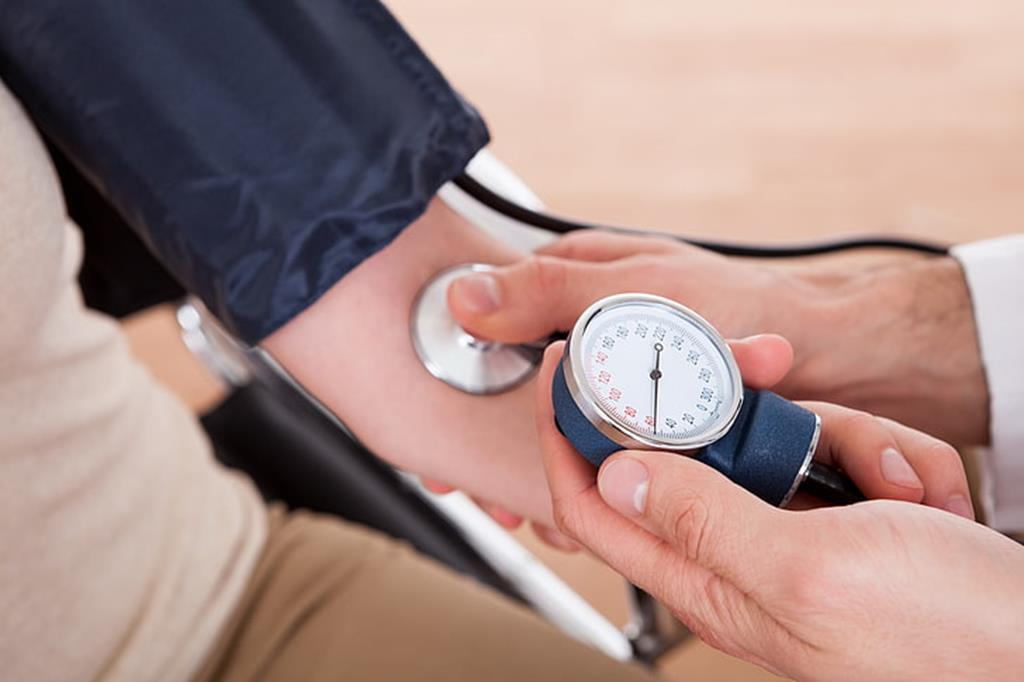 a hipertensão é uma das complicações da diabetes